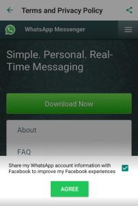 whatsapp-messaggio-facebook